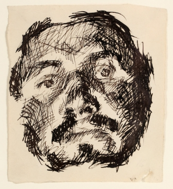 HEAD (SELF-PORTRAIT)